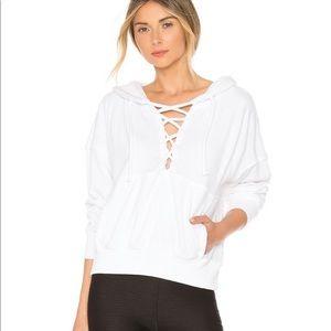 Women's white x FP Movement Believer Sweatshirt
